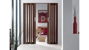 Двери гармошка под любые размеры