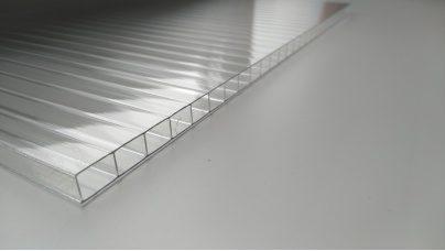Сотовый поликарбонат Plazit Polygal Kolibri 10 мм 2,1х3 м