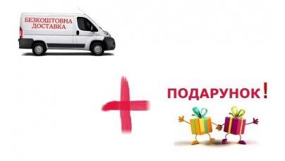 Безкоштовна Доставка камінів і печей по всій Україні !!!