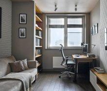 Обустройство комнаты как рабочее место