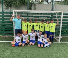 Компанія СтартДіяБуд підтримує дитячу футбольну команду DF Denny Football children`s FC