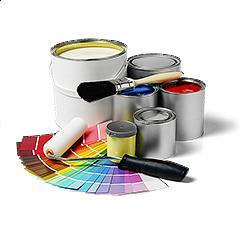 Олії та інші матеріали для покриття