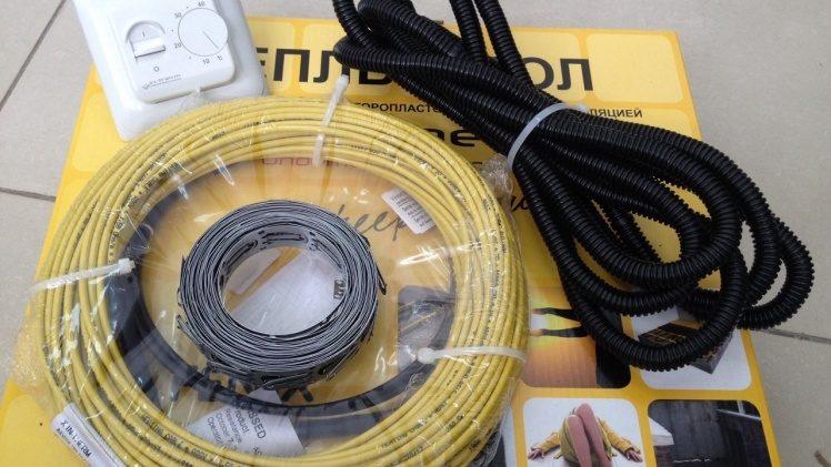 Спец ціна на комплекти кабелю ін терм