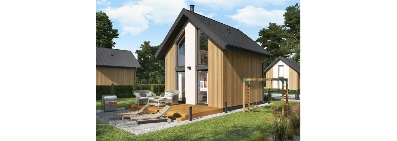 Будівництво малих житлових будинків