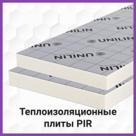 Теплоізоляційна плита UTHERM Flat Roof PIR L 600х1200 мм 60 мм