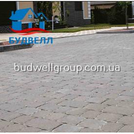 Тротуарная плитка Урико 240x160 мм