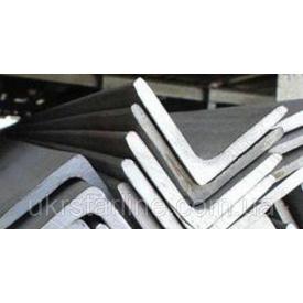Уголок стальной горячекатаный 45х45х3 мм ст 3 пс