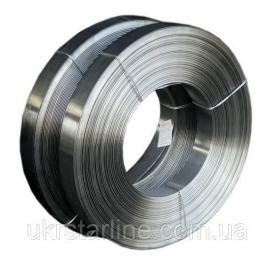 Стальная лента упаковочная 0,8х20 мм