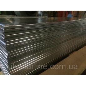 Лист свинцовый 1,0-2000 мм 1000 мм