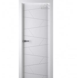Міжкімнатні двері BELWOODDOORS SVEA сосна МДФ 44х600х2000 мм білий