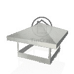 Грибок прямоугольный 0.5 мм 100х150 мм