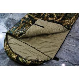 Тактический спальный мешок Arvisa оксфорд 225х85 см камуфляж