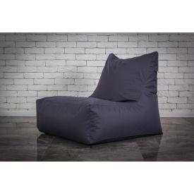 Бескаркасное кресло мешок груша XL oxford 60х80x90
