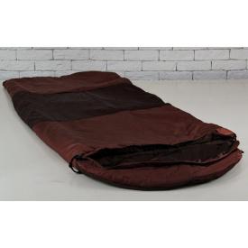 Детский туристический спальный мешок полиэстер с защитной пропиткой 147х67 см