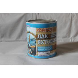 Лак яхтный алкидно-уретановый 2,1 кг