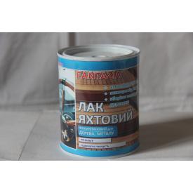Лак яхтный алкидно-уретановый 0,7 кг