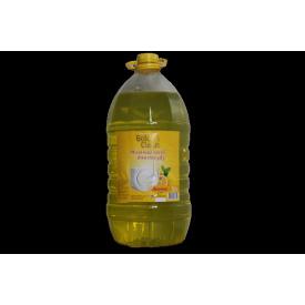 Моющее средство для посуды 5 л лимон Golden Clean