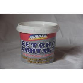 Бетоноконтакт Akrilika 1,4 кг