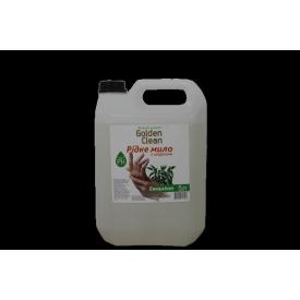 Жидкое мыло 5 л эвкалипт Golden Clean канистра