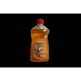 Жидкое мыло 500 мл апельсин Golden Clean