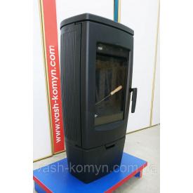 Печь чугунная Plamen Gala черная