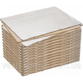 Фольгированный базальтовый картон 5 мм