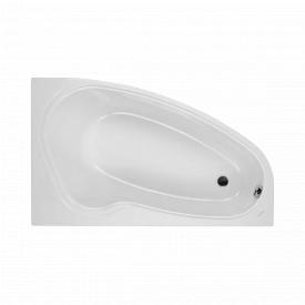 AURORA Ванна кутова 150х90 права, з ніжками та кріпл, панелі(3уп)