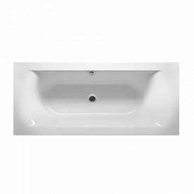 LUSSO NEW Ванна 170х75 + ніжки set01u, тонкий борт, права