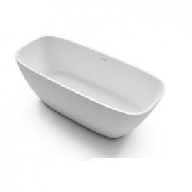 BRIO Ванна із штучного каменю 170 x 72 x 56h, білий матовий