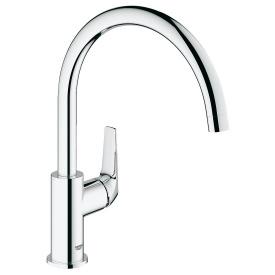 121640 K Bau Flow Комплект змішувачів для ванни (4 пак)