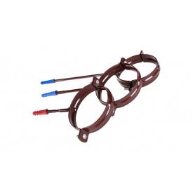 Держатель трубы металлический водосточный Profil 160 см 130/100