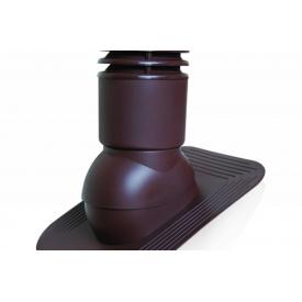 Вентиляционный выход с колпаком Kronoplast KPGO утепленный для битумной черепицы