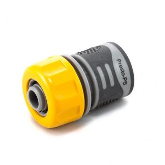 Конектор Presto-PS для шланга 3/4 дюйма без аквастопа серія Soft-Touch (4113T)