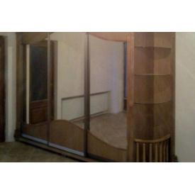 Изготовление шкафа-купе из массива дерева