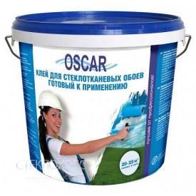Готовий клей Oscar 5 л для склополотна