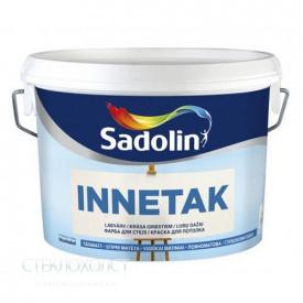 Краска Sadolin INNETAK 10л Глубокоматовая для потолка
