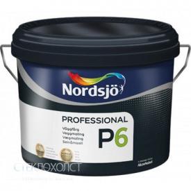 Краска Sadolin PRO P6 10 л матовая для стен