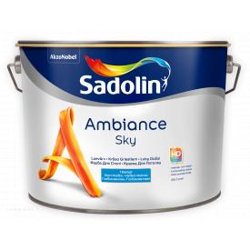 Краска Sadolin Ambiance Sky 10л для потолка