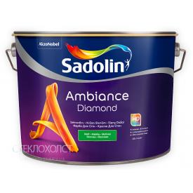 Краска Sadolin Ambiance Diamond 10 л матовая для стен