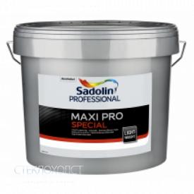 Sadolin MAXI PRO SPECIAL 10л Легкая шпаклёвка Для внутренних работ