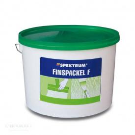 Spektrum Finspackel F Фінішна шпаклівка під шпалери 10 л