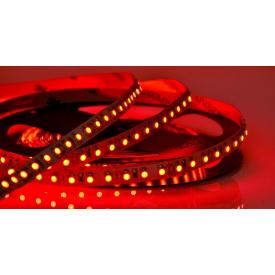"""Светодиодная LED лента гибкая 12V PROLUM IP20 2835\120 Series """"S"""", Красный"""