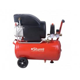 Повітряний компресор 1600 Вт 50 л Sturm AC 93166