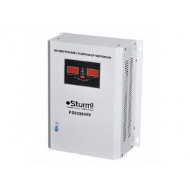 Стабилизатор напряжения Sturm 8000 ВA настен PS93080RV релейный