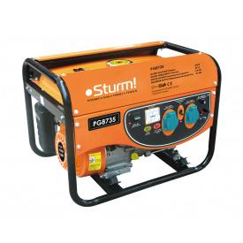 Генератор бензиновий електрогенератор Sturm PG8735 3500 Вт