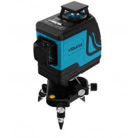 Самовирівнюючий лазерний рівень Sturm 1040-12-GR 12 променів