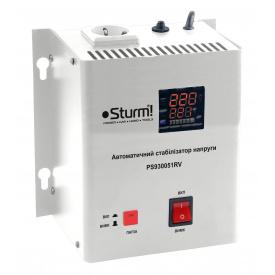 Стабилизатор напряжения Sturm PS930051RV релейный 500 ВA настен.