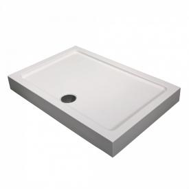LIBRA душовий піддон 1200x800x135 мм в комплекті з сифоном VOLLE 10-22-908tray