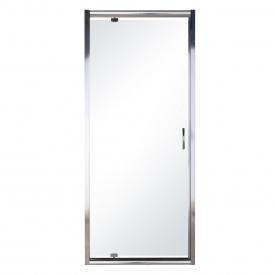 Двері в нішу орні 80x195 профіль хром скло 5 мм EGER 599-150-80(h)