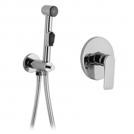 BILINA набор смеситель скрытого монтажа с гигиеническим душем IMPRESE VR30225Z-BT